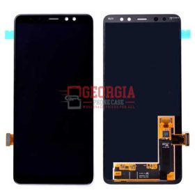 Touch Screen Digitizer LCD Assembly for Samsung Galaxy A8 Plus 2018 A730 – Black