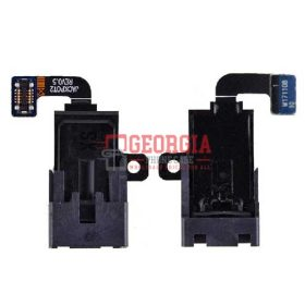 Earphone Jack with Flex Cable for Samsung Galaxy A8 Plus 2018 A730