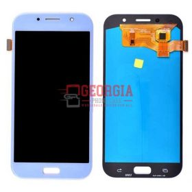 Touch Screen Digitizer LCD Assembly for Samsung Galaxy A7 2017 A720 – Blue