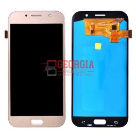 Touch Screen Digitizer LCD Assembly for Samsung Galaxy A7 2017 A720 – Gold