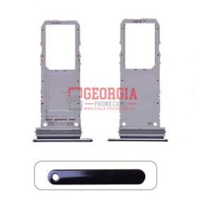 Sim Card Tray for Samsung Galaxy Note 10 N970(Single SIM Card Version) - Black