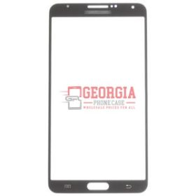 Substitute Glass for Samsung Note 3 Black (No Logo)
