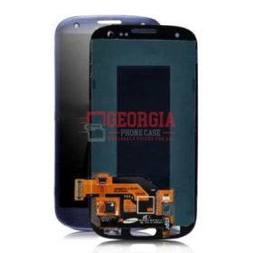 LCD Screen Substitute (No Logo) for Samsung Galaxy S3 I9300 BLUE (High Quality - Substitute Part)