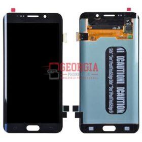 Samsung Galaxy S6 Edge Plus G928 Black Sapphire lcd digitizer