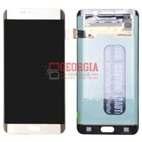 Samsung Galaxy S6 Edge Plus G928 Gold lcd digitizer