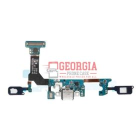 Charging Port Flex Cable Ribbon With Sensor For Samsung Galaxy S7 G930F (High Quality - Substitute Part)