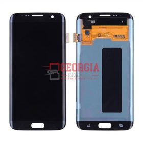 LCD Screen Display with Touch Digitizer Panel for Samsung Galaxy S7 Edge G935/ G935F/ G935A/ G935V/ G935P/ G935T - Black (High Quality - Substitute Part)