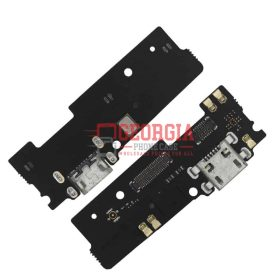 USB Charging Port Mic Flex Cable Board For Motorola Moto E4 Plus MT6737