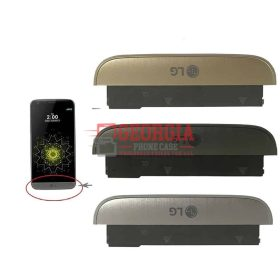 Brand New LG G5 Gray Charging port Module Bottom Chin For H830 VS987 US992 H850 LS992