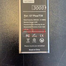 LG BL-T39 BATTERY FOR LG G7 THINQ LM-G710TM 3000mAh Premium Quality Rhtron Battery