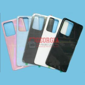 Back Cover for Samsung Galaxy S20 Ultra G988 - Blue