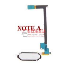WHITE Home Button Flex Cable for Samsung Galaxy Note 4 N910T N910V N910P N910A