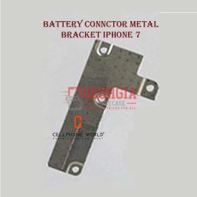 2x iPhone 7 Metal Bracket Battery Connector Holder (High Quality - Substitute Part)