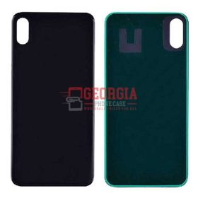 Back Glass Cover for iPhone XS(5.8 inches) - Black