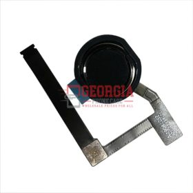 Black Home Button Connector with Flex Cable Ribbon for iPad mini 5