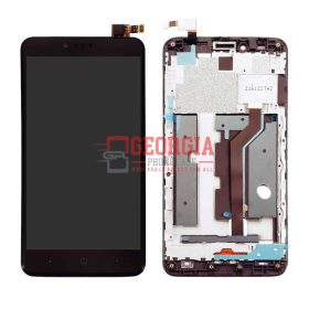 LCD Display Touch Screen Digitizer With Frame Assembly FOR ZTE Zmax Pro Z981