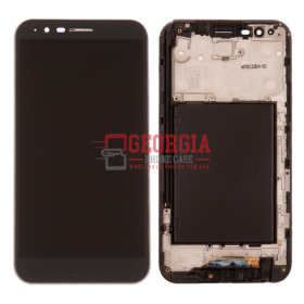 For LG Stylo 3 Plus MP450 M470 M470F LCD Display Touch Screen Digitizer Frame