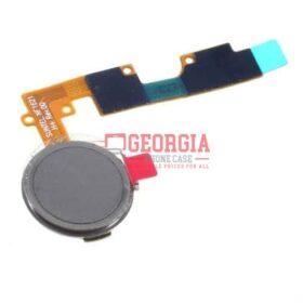 LG V20 Black Home Button Fingerprint Sensor Power Button Flex Cable Substitute