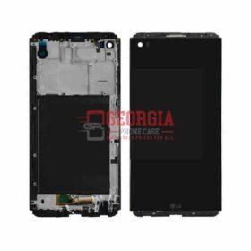 LCD Screen Digitizer Frame Black for LG V20 F800L H910 H915 H990 LS997 US996