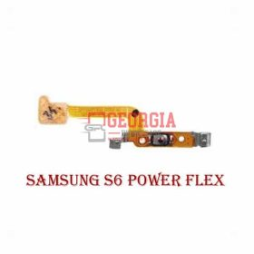 Samsung Galaxy S6 Power Button Flex Cable Substitute G920A G920V G920P G920T