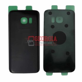 Substitute Back Battery Cover for Samsung Galaxy S7 All Versions BLACK
