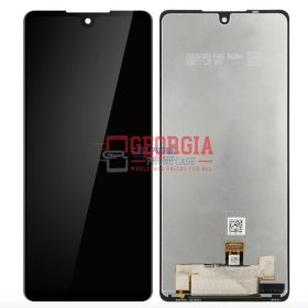 LCD Screen Display with Digitizer Touch Panel for LG Stylo 6 - Black