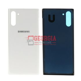Aura White Battery Cover Rear Back Glass Housing Door For Samsung Galaxy Note10