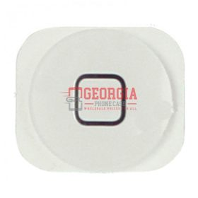 Home button for Iphone 5 - White (High Quality - Substitute Part)